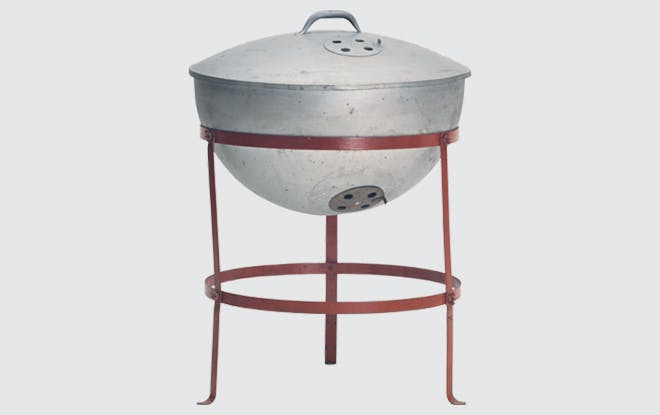 1952 Original Kettle,  Born from a Buoy
