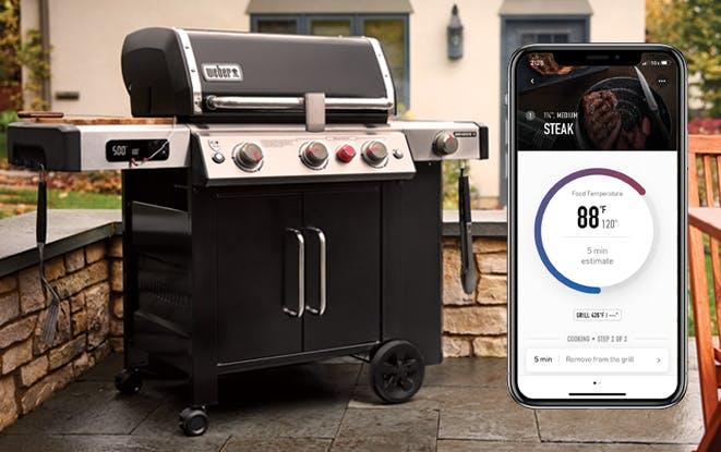 Genesis EX-335 Smart Grill