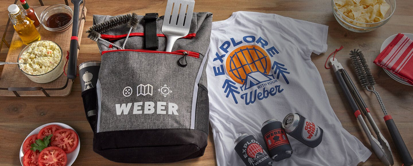 Show Weber Pride At The Grill & Beyond